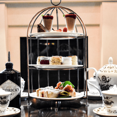 Afternoon Tea at Angels Hotel in Uddingston, Glasgow