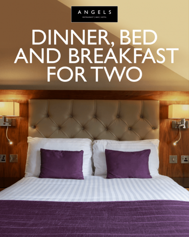 Angels Dinner Bed and Breakfast Deal
