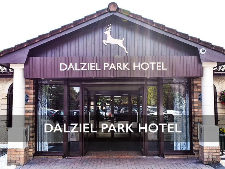 Dalziel Park Hotel & Golf Club, Motherwell in Glasgow - part of the Lisini Pub Company Group