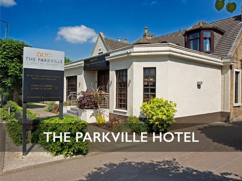 Parkville Hotel in Blantyre, Glasgow - part of the Lisini Pub Company Group