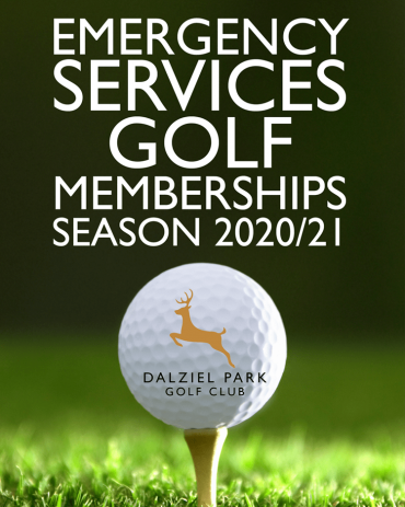 Golf Memberships at Dalziel Park Hotel and Golf Club