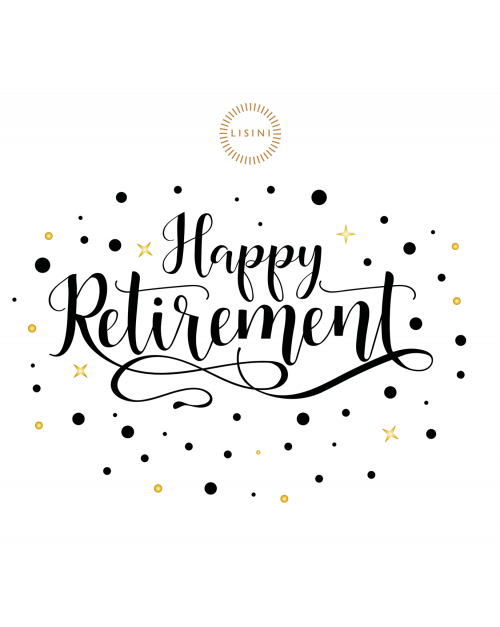 Happy Retirement Gift Card