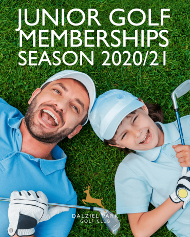 Junior Golf Memberships at Dalziel Park Hotel