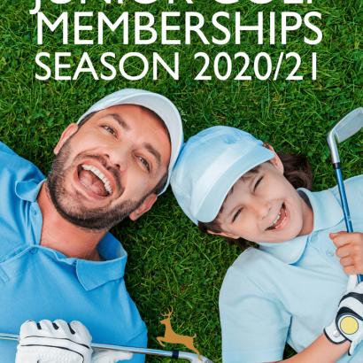 Junior Golf Memberships at Dalziel Park Hotel