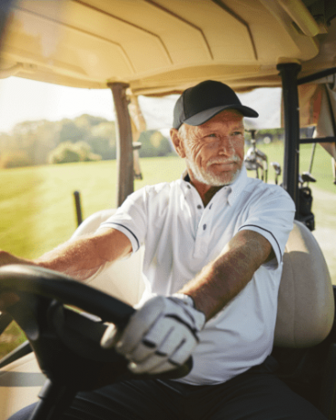 Seniors Golf Membership at Dalziel Park Hotel