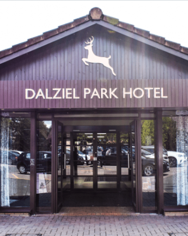 Dinner Bed & Breakfast at Dalziel Park Hotel in Motherwell
