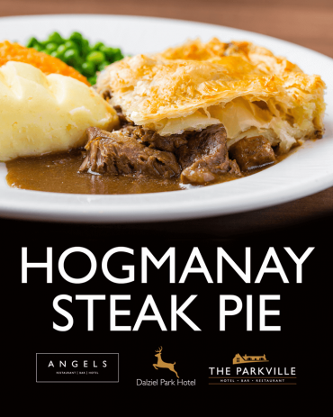 Hogmanay Steak Pies