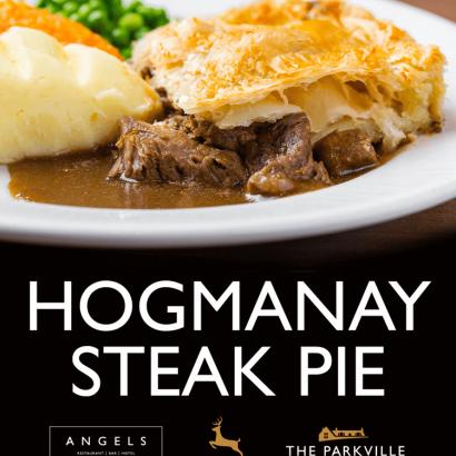 Hogmanay Steak Pies