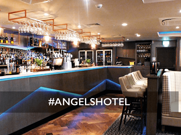 Angels Hotel in Uddingston