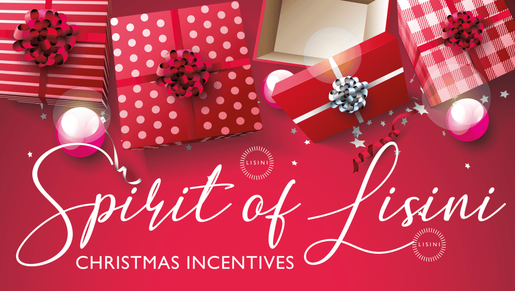 Spirit of Lisini - Christmas Incentive