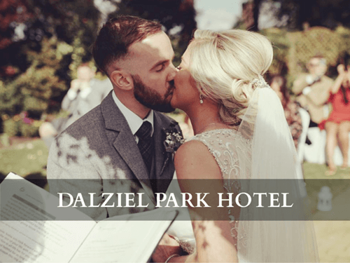 Dalziel Park Hotel Lanarkshire Lisini Motherwell Wedding